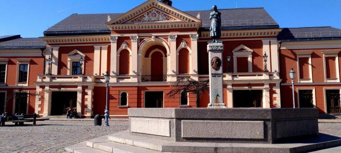 Una passeggiata a Klaipeda