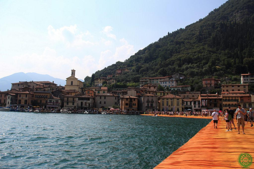 Floating Piers - Montisola