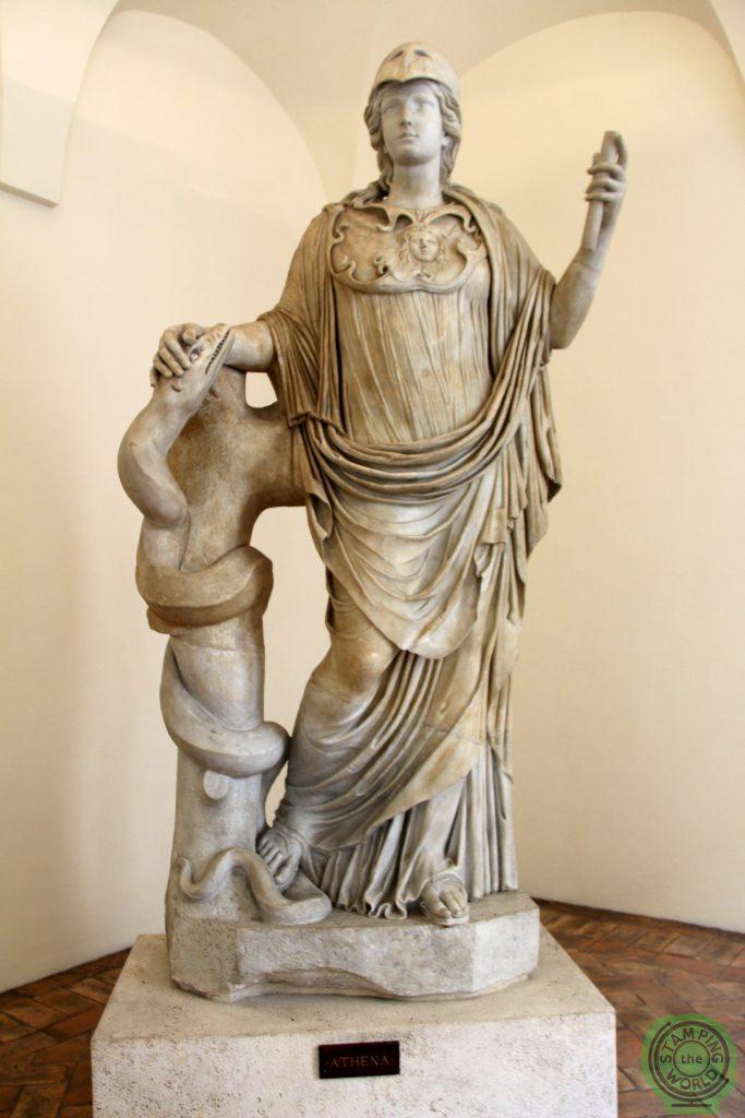 Sala dell'Atena