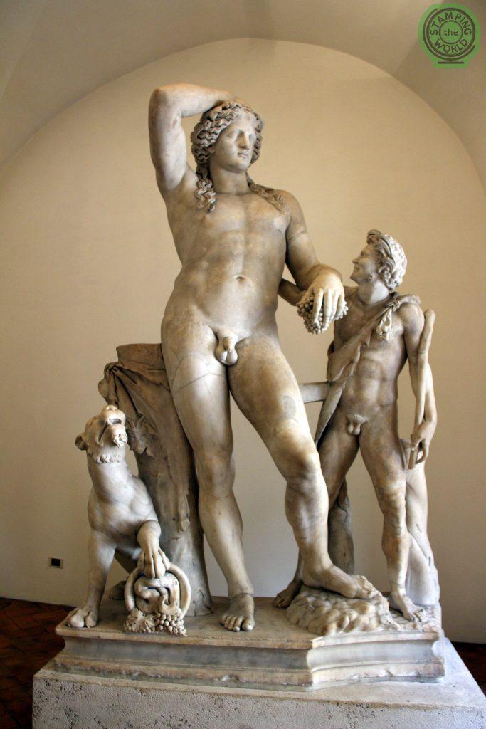 Sala di Dioniso e Satiro