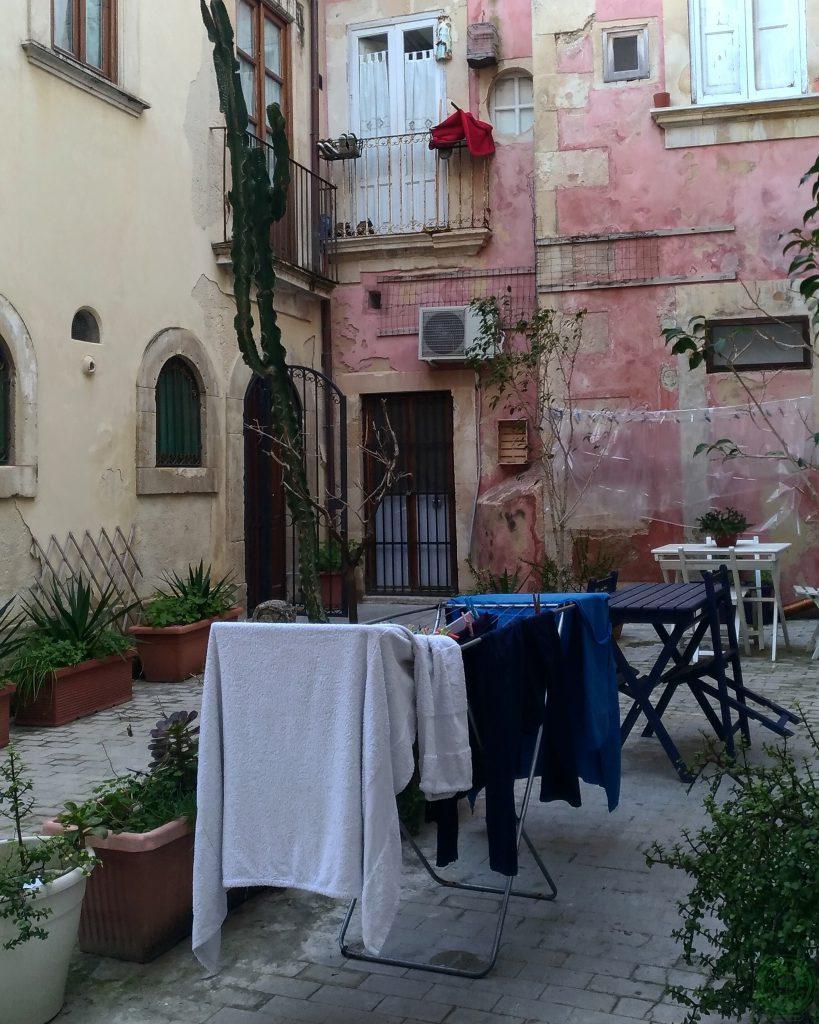 Per le strade di Ortigia