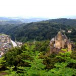 Vianden, un castello da fiaba in Lussemburgo