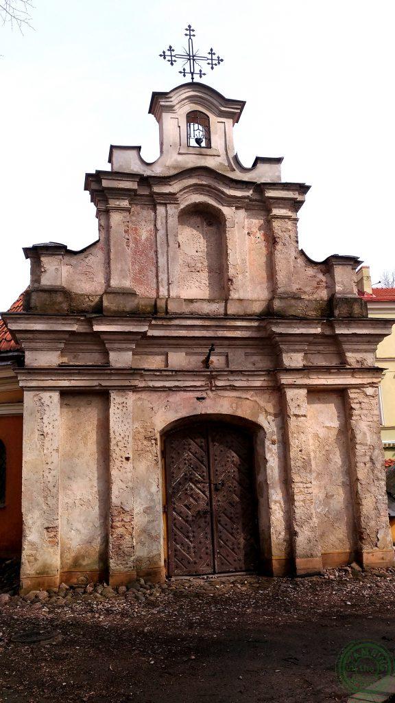 Cappella abbandonata