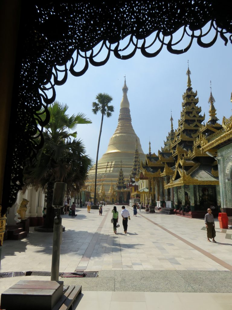 Shwedagon paya - Yangon