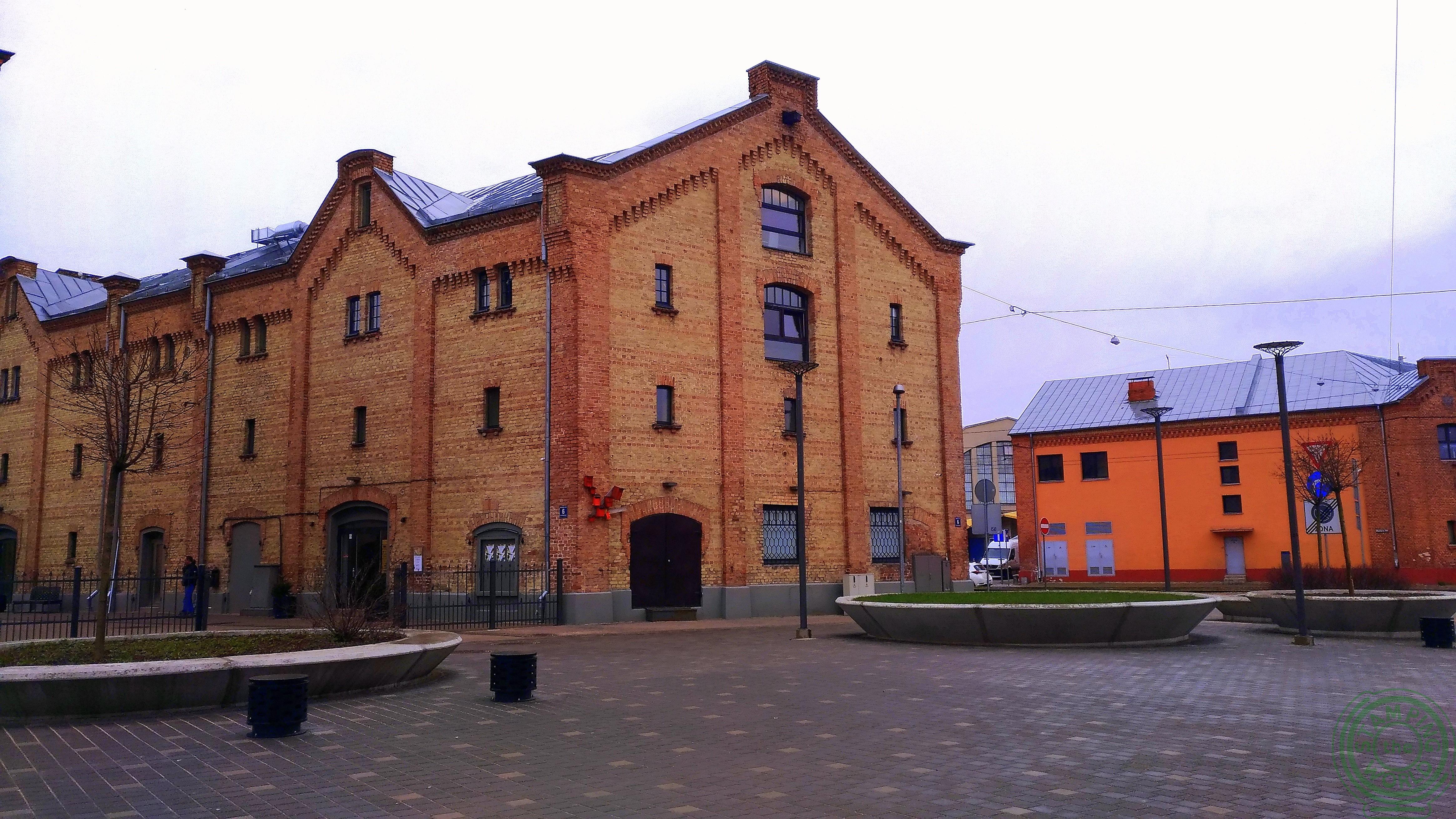 Spikeri - il quartiere russo di Riga