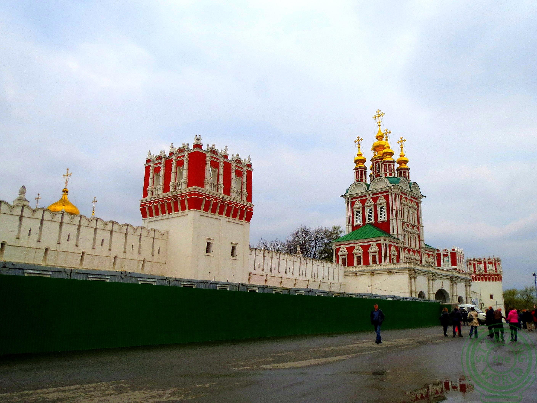 Novodevichy - Weekend Mosca