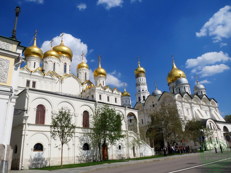 Cremlino - weekend Mosca