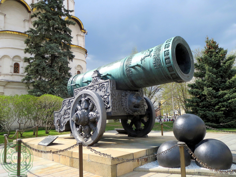 Lo Zar dei Cannoni - Weekend Mosca