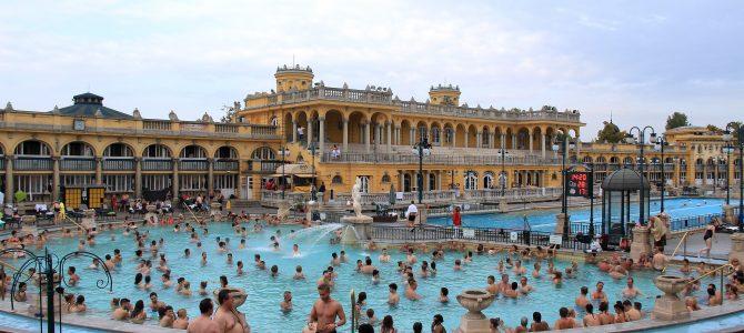 Szecheny - terme di Budapest