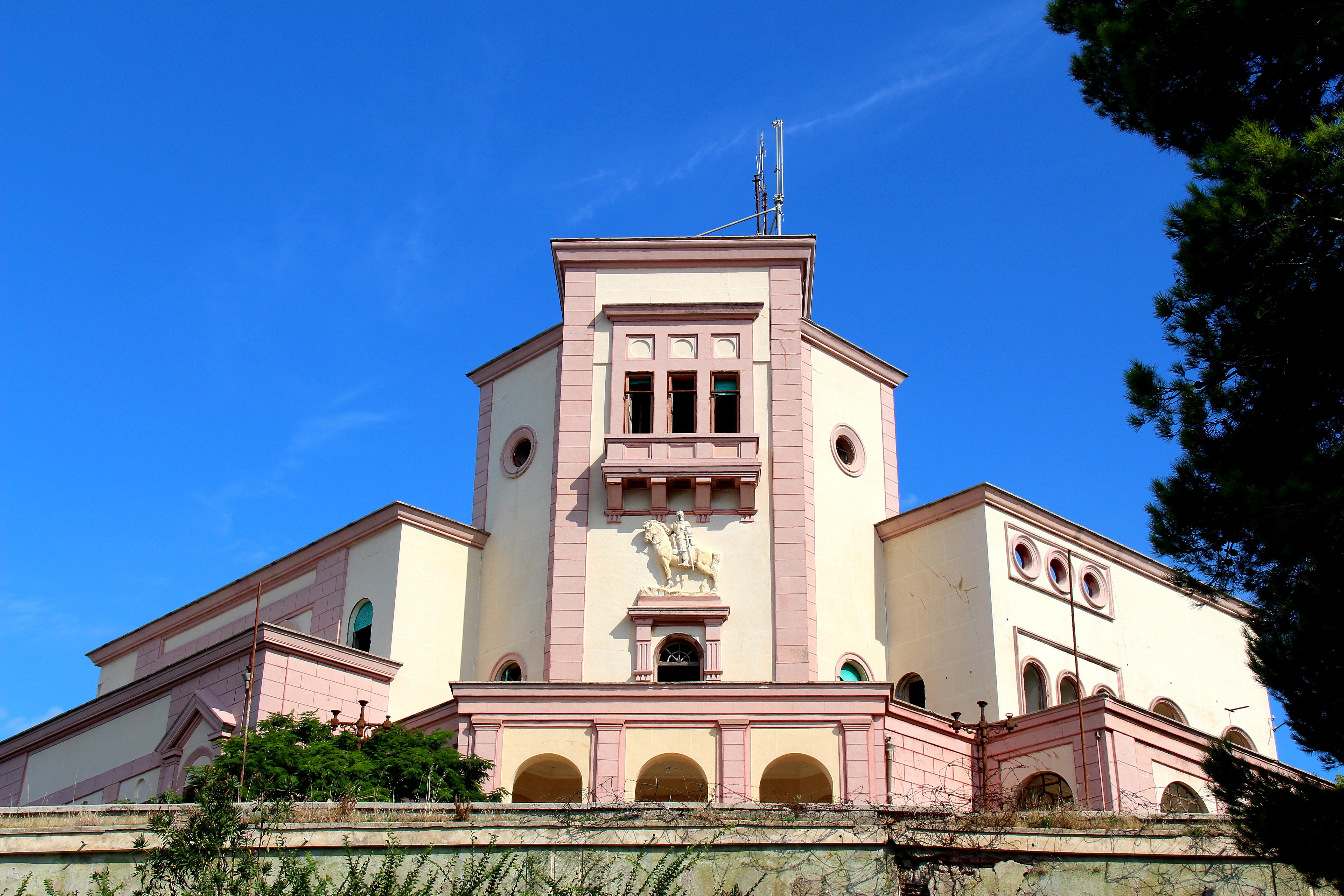 Villa di Zog - Cosa vedere a Durazzo