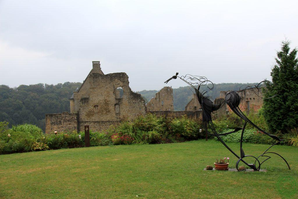 larochette - castelli del Lussemburgo