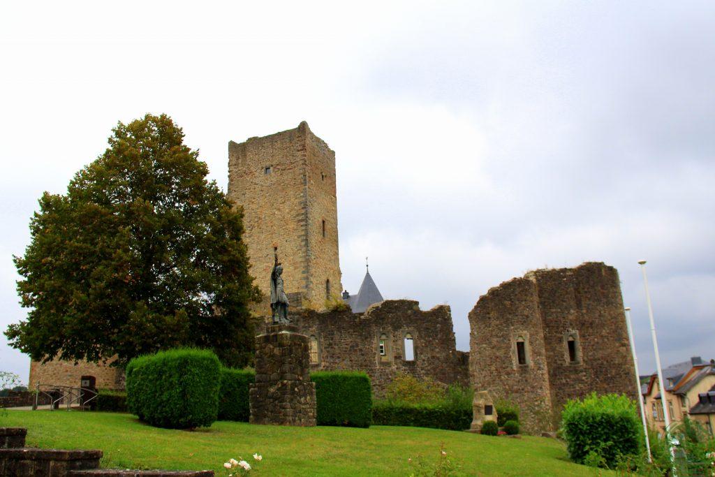 Useldange - Castelli del Lussemburgo