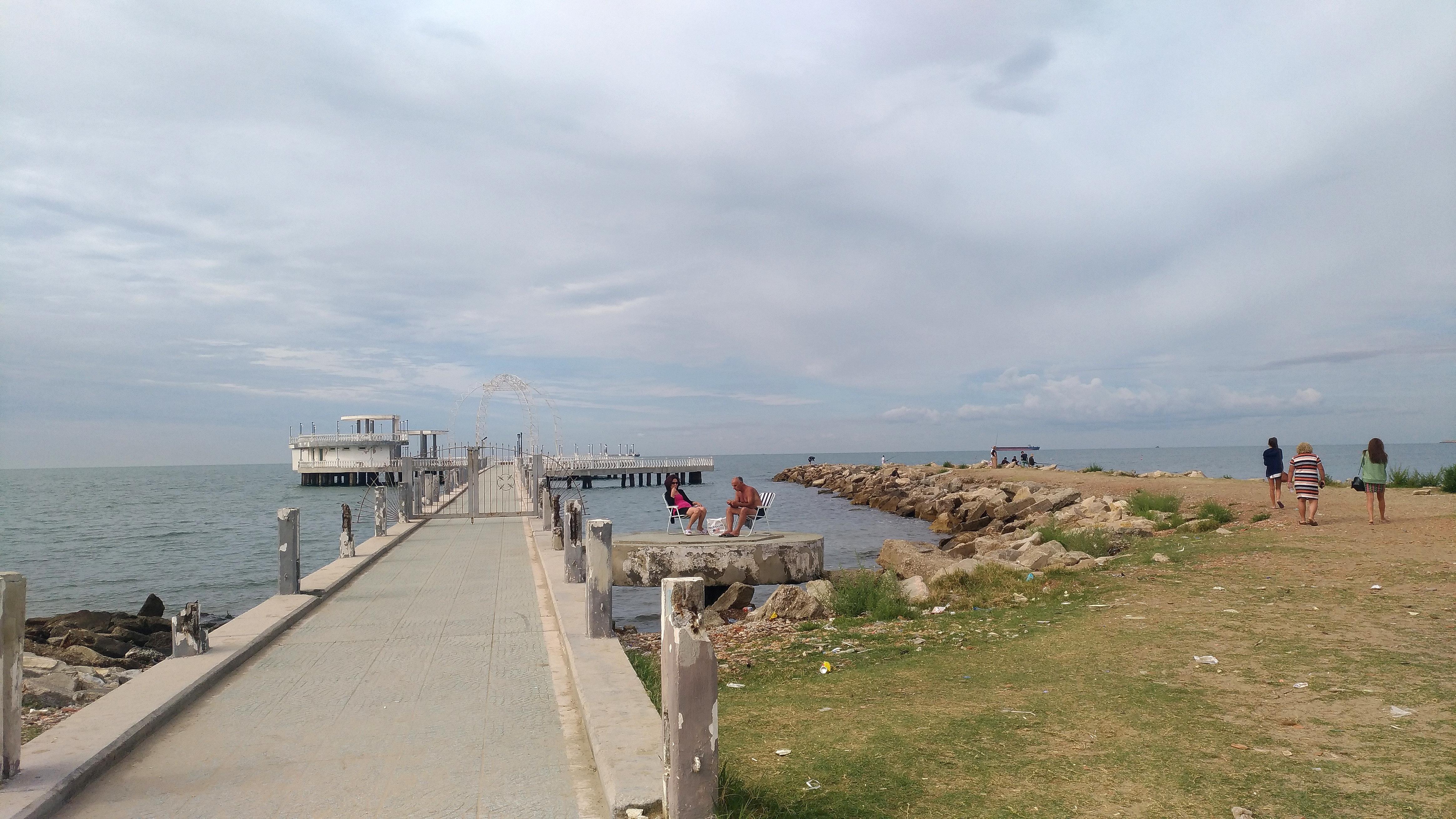 Spiaggia - Cosa vedere a Durazzo