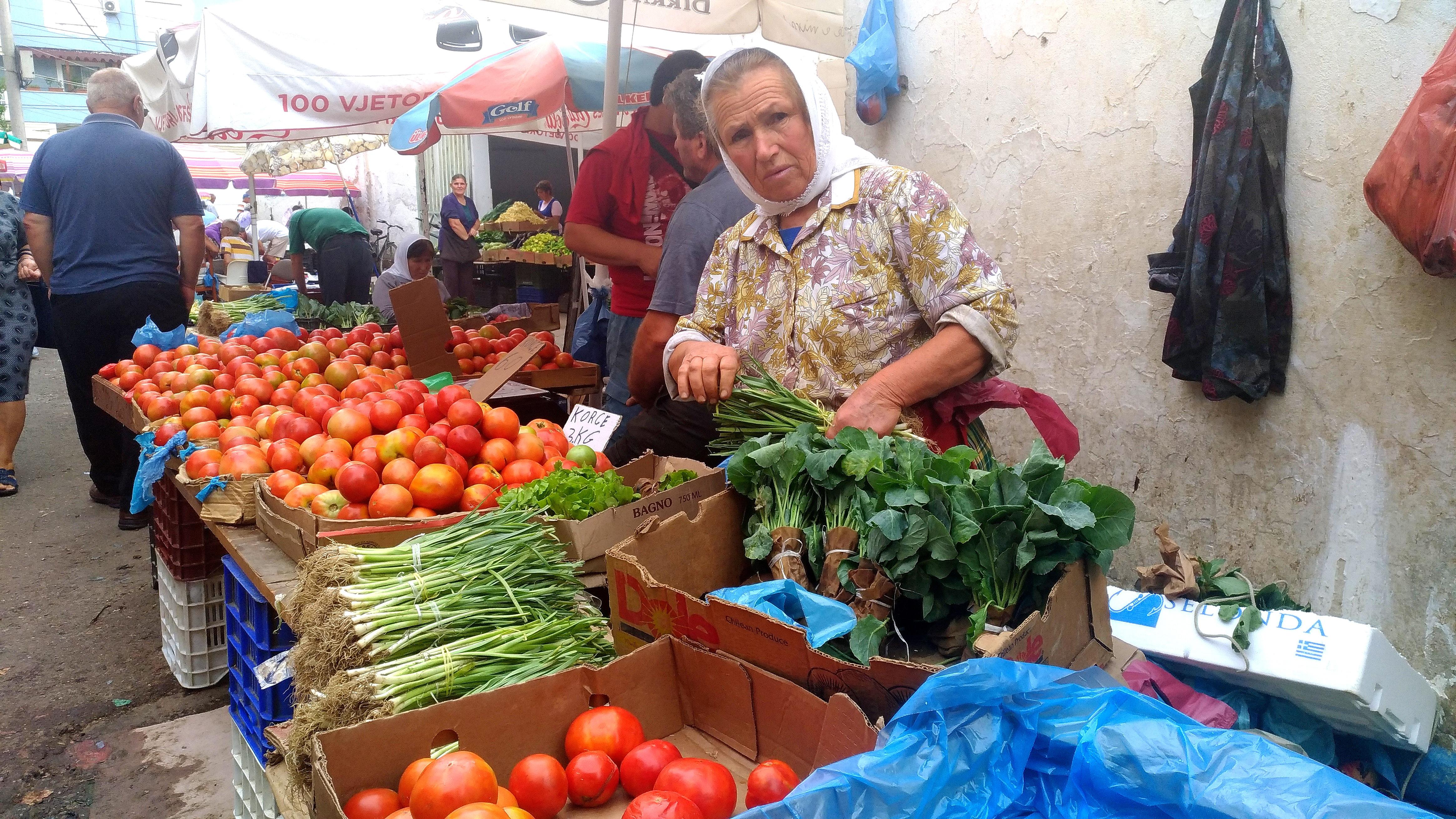 mercato - cosa vedere a Durazzo
