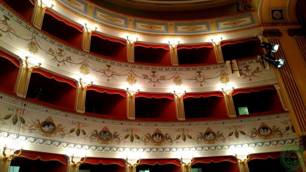 Teatro degli avvalorati - Città della Pieve