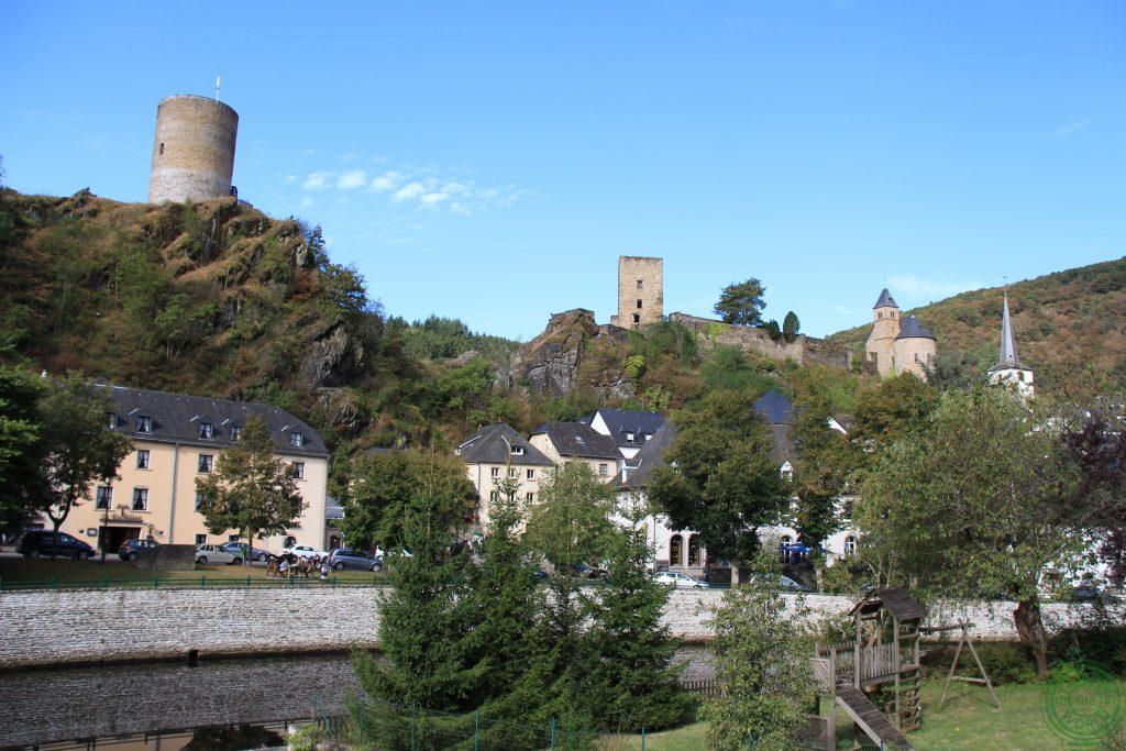 Esch sur Sure - castelli del Lussemburgo