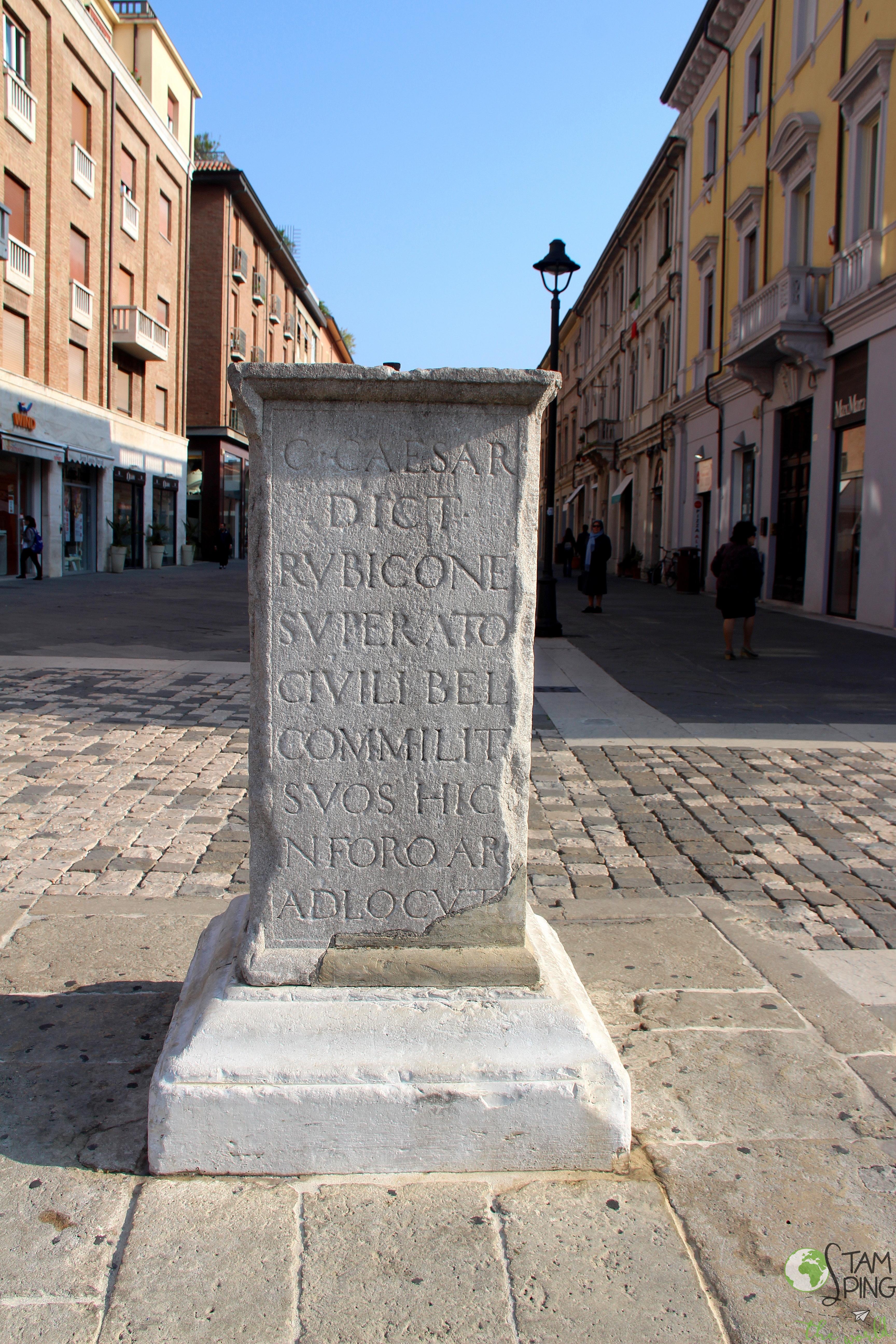 Piazza Tre Martiri - Cosa vedere a Rimini