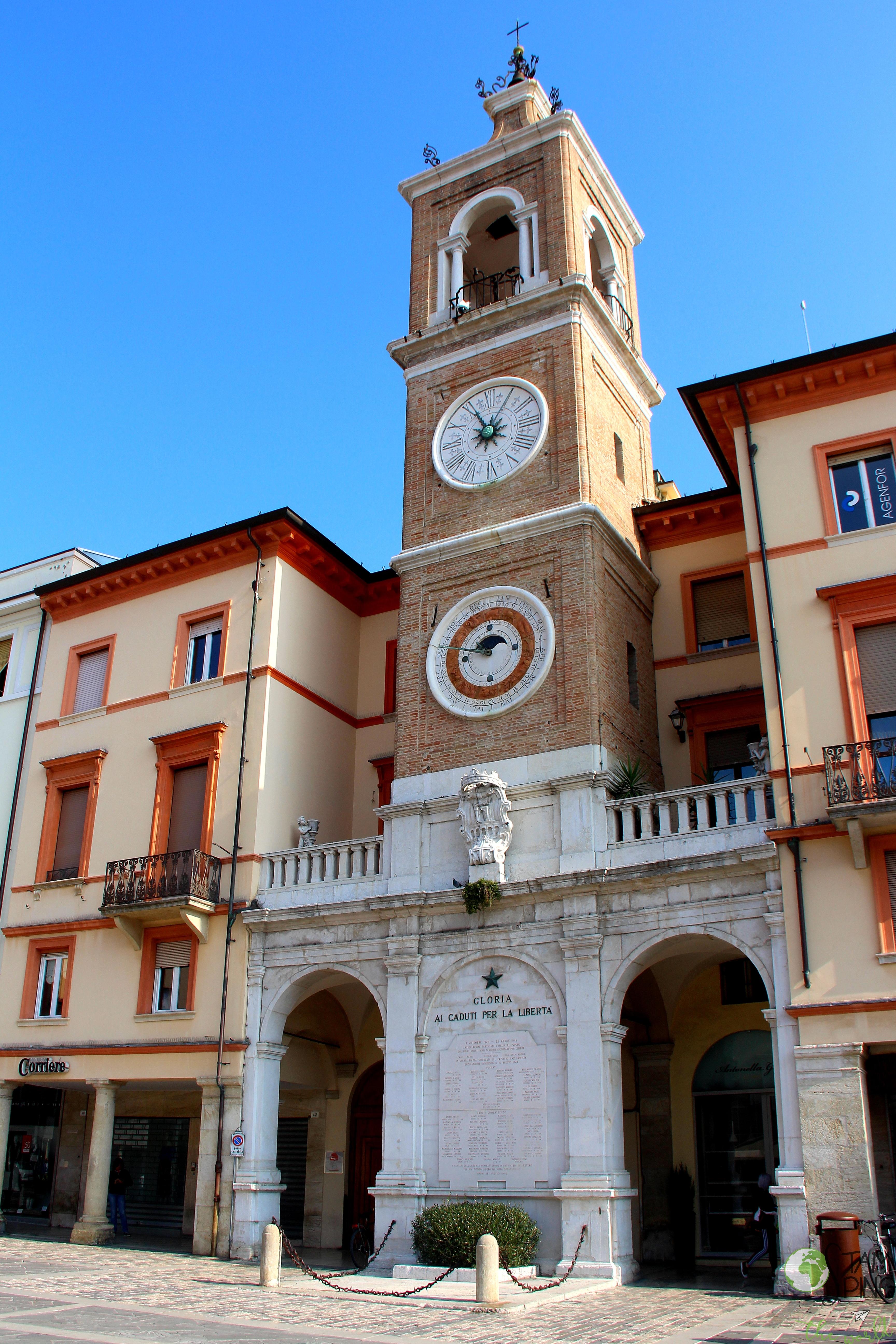 Campanile - Cosa vedere a Rimini