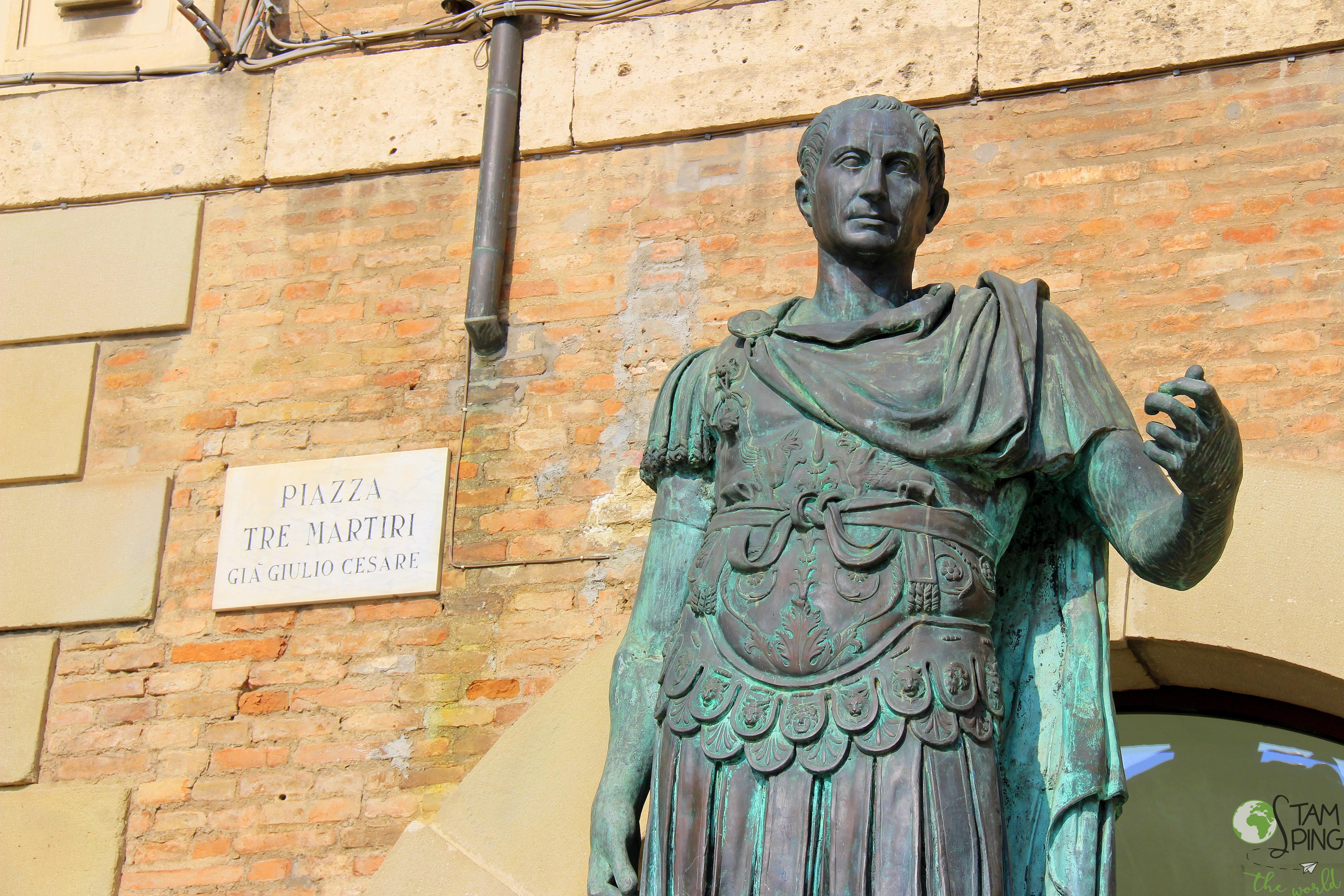 Giulio Cesare - Cosa vedere a Rimini