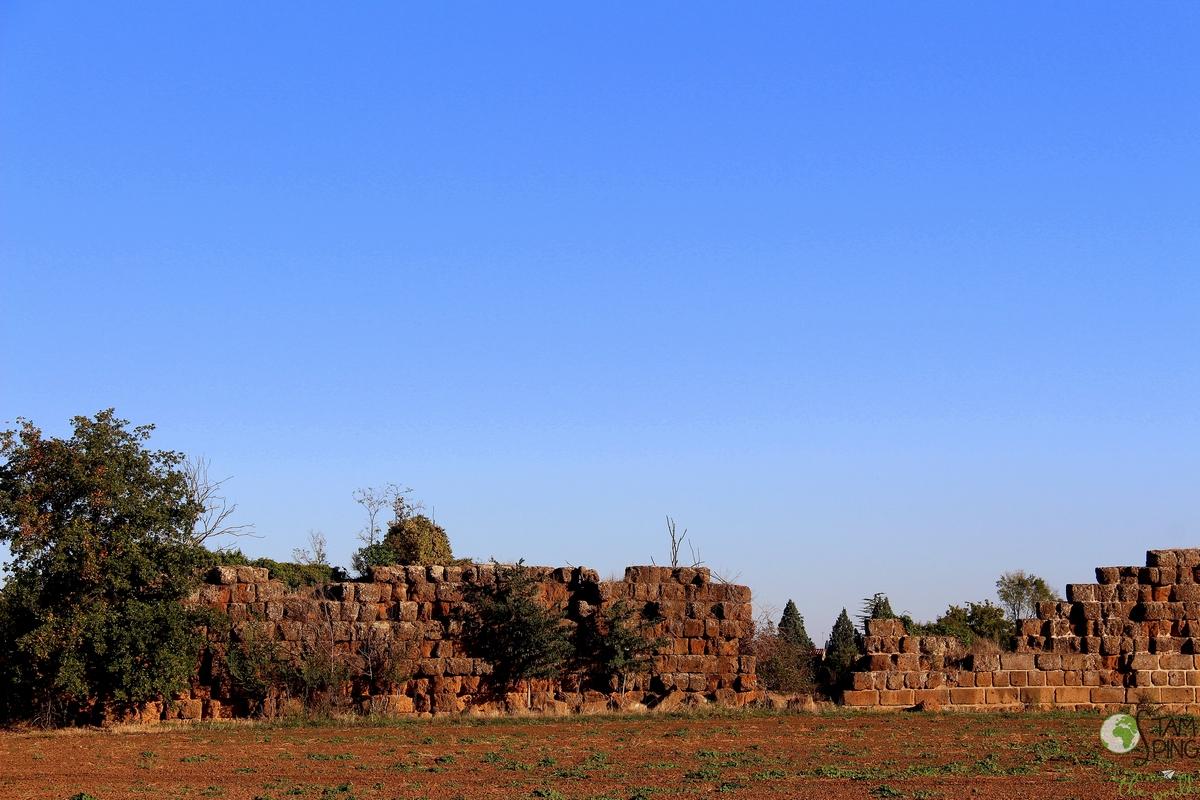 Mura Falerii Novi -Via Amerina