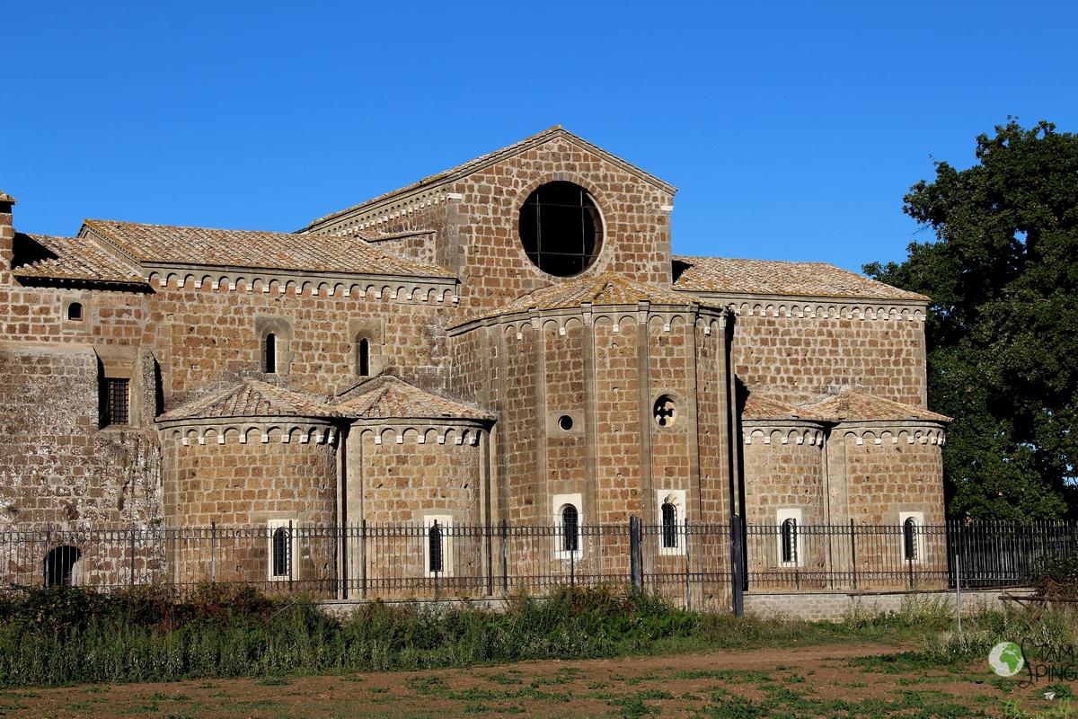 Abbazia S. Maria in Falleri - Via Amerina