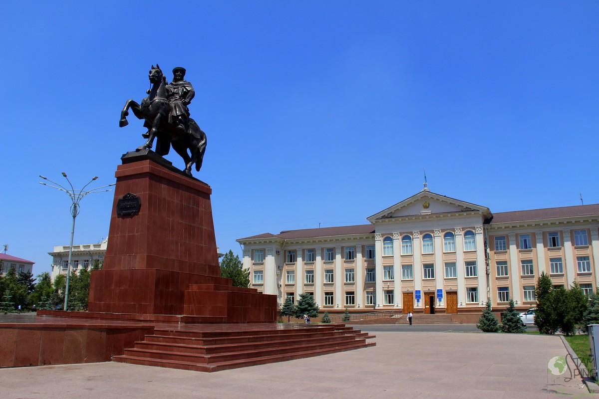 Dostyk Alany - Taraz