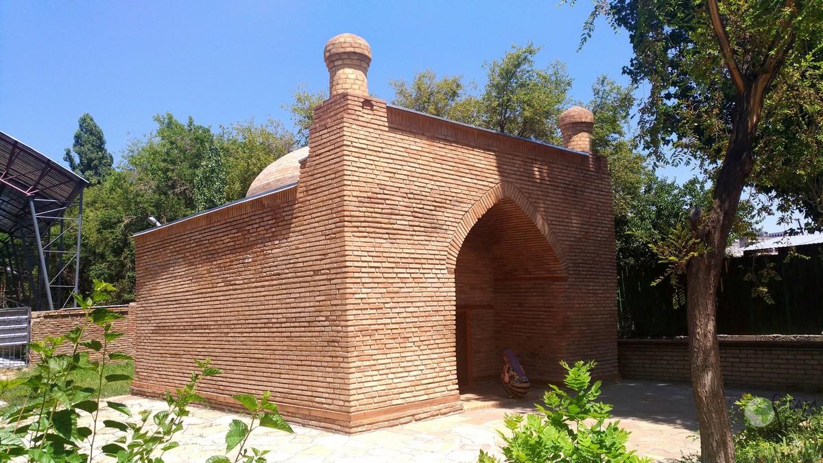 mausoleo di Dauitbek - Taraz