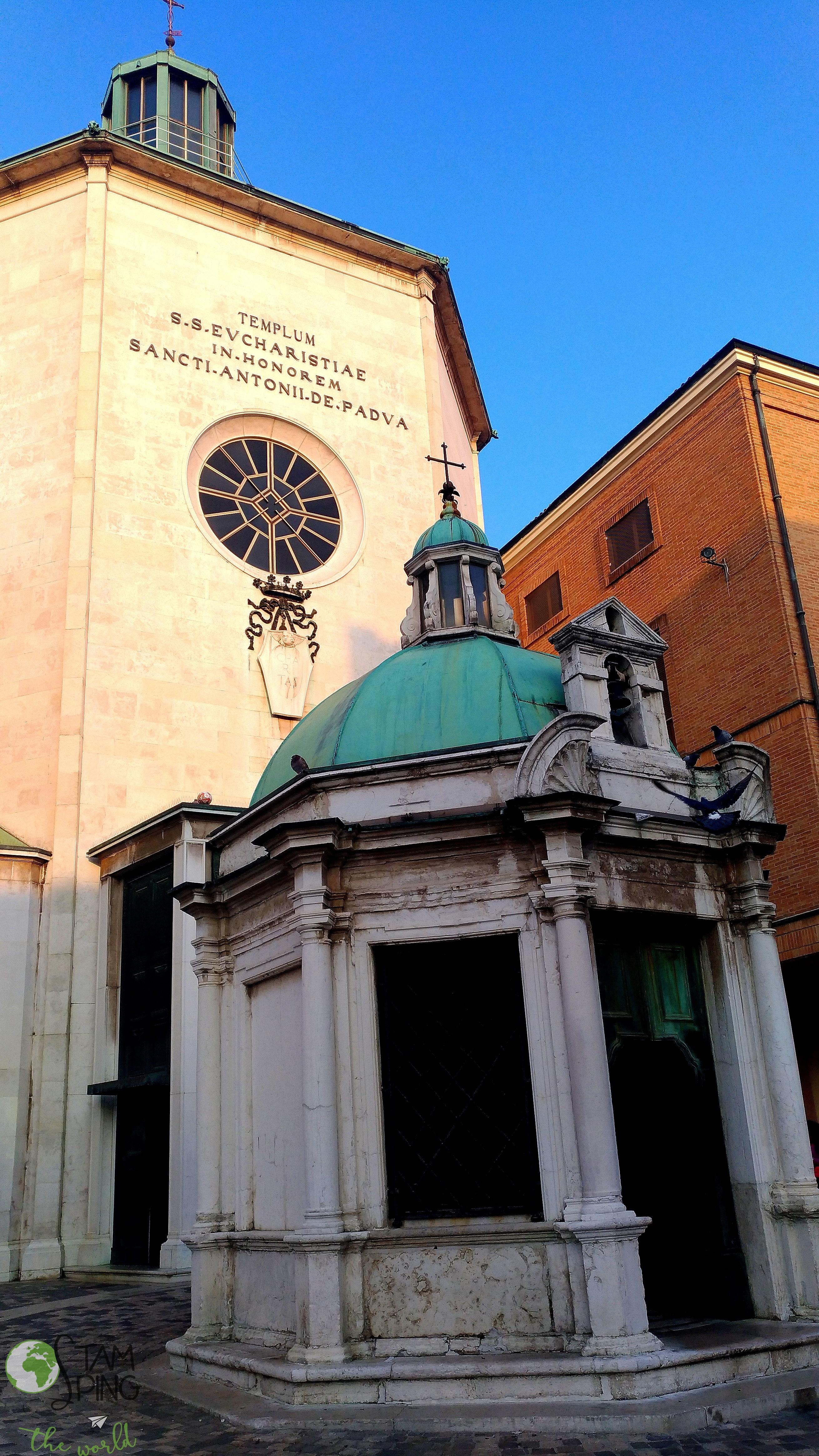 Tempietto di Sant'Antonio - Cosa vedere a Rimini