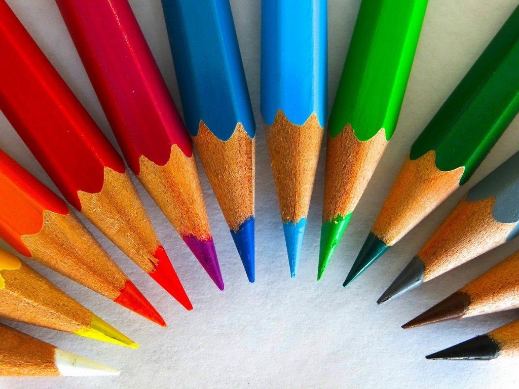 matite - cosa mettere in valigia