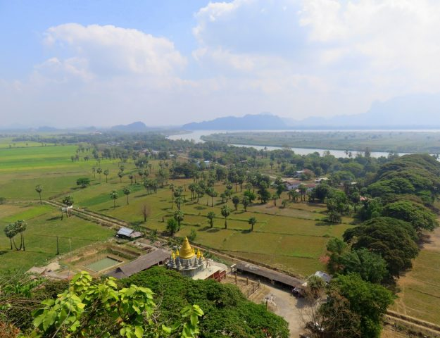 generica hpa an Myanmar