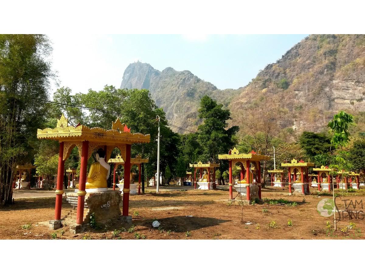 10 - Foto lumbini garden - hpa an myanmar