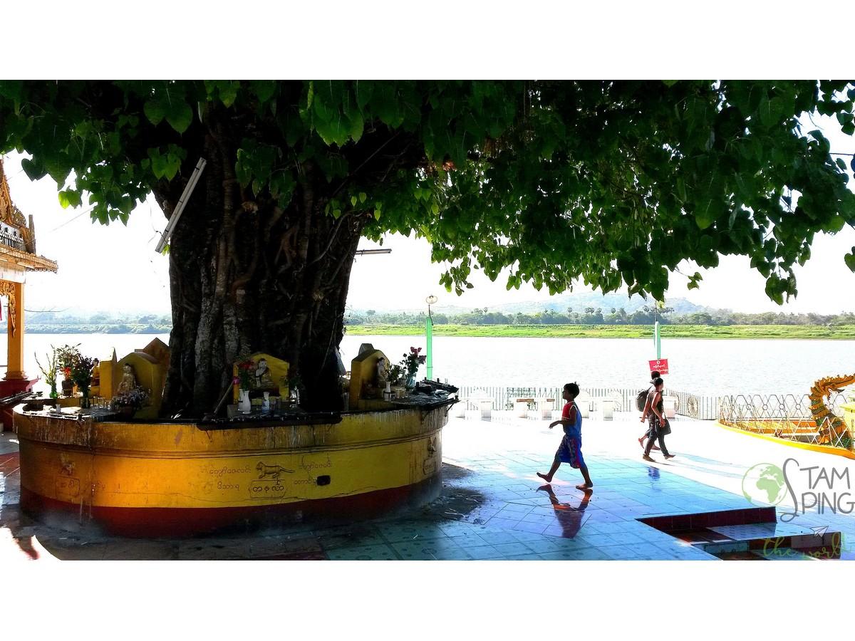 pagoda hpa an Myanmar