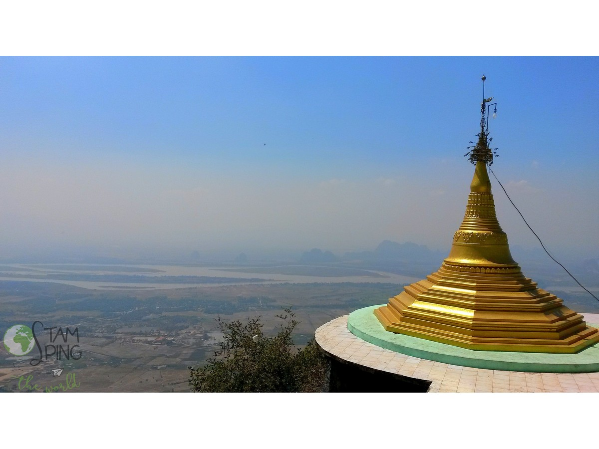 9 - Foto Mount Zwegabin (2) - hpa an myanmar