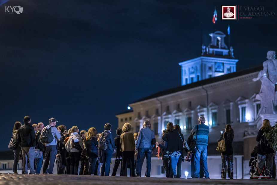 Spettatori - Visite guidate teatralizzate visitare roma