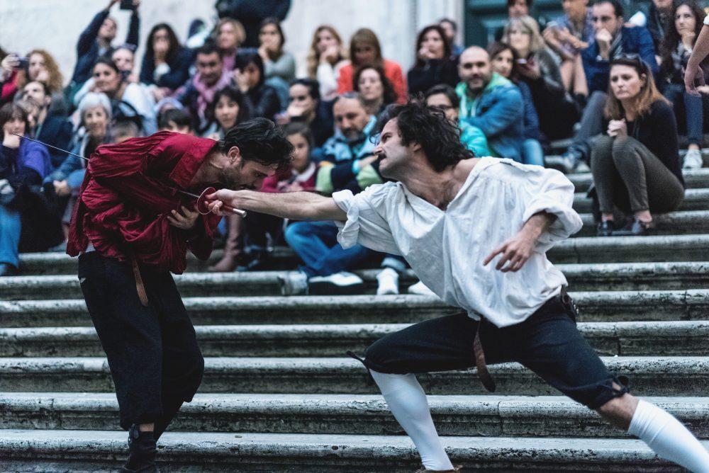 Caravaggio 2 - Visite guidate teatralizzate visitare roma