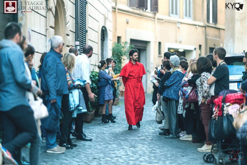 Caravaggio 3 - Visite guidate teatralizzate visitare roma