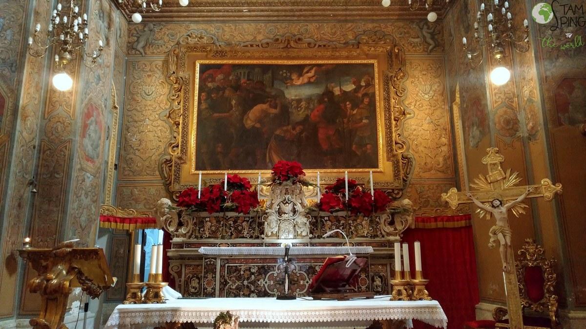 Chiesa di San Giorgio - Cosa vedere salerno weekend (2)