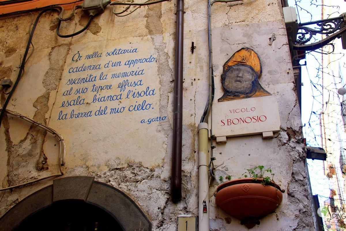 Vicolo San Bonosio - Cosa vedere salerno weekend (1)