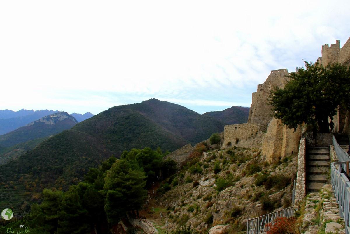 castello di arechi - Cosa vedere salerno weekend