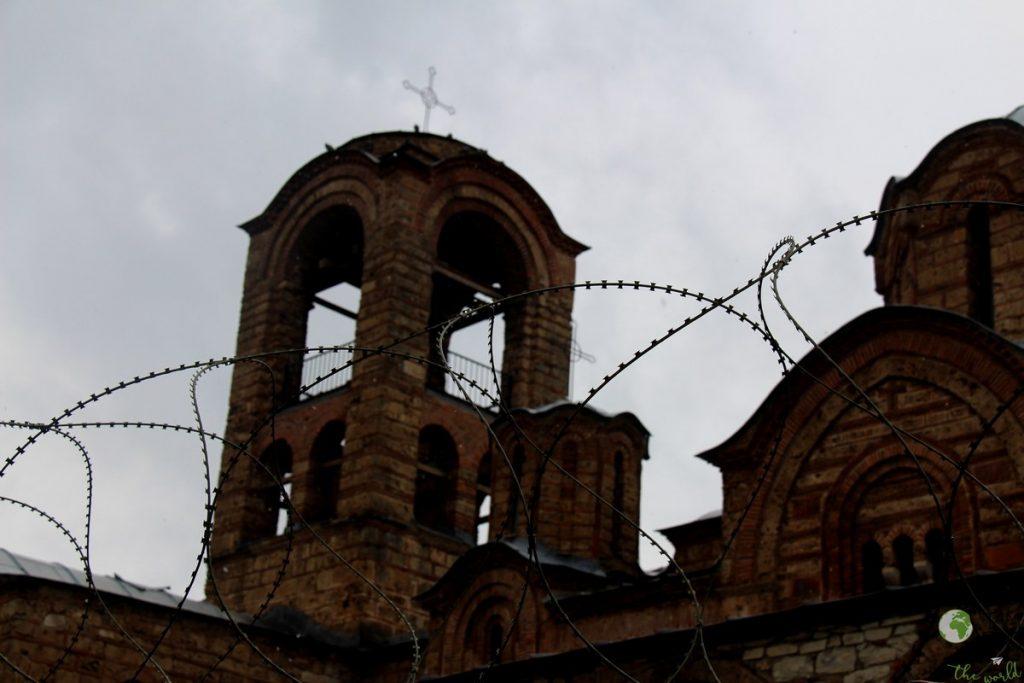 Nostra Signora di Ljevis - Prizren - kosovo racconto di viaggio prishtina