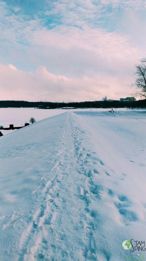 Lappeenranta - camminando sulle mura