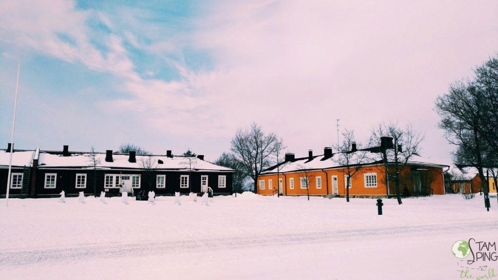 Lappeenranta - fortezza