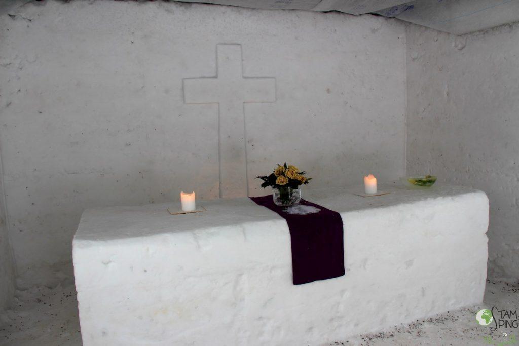 Lappeenranta - Chiesa di ghiaccio