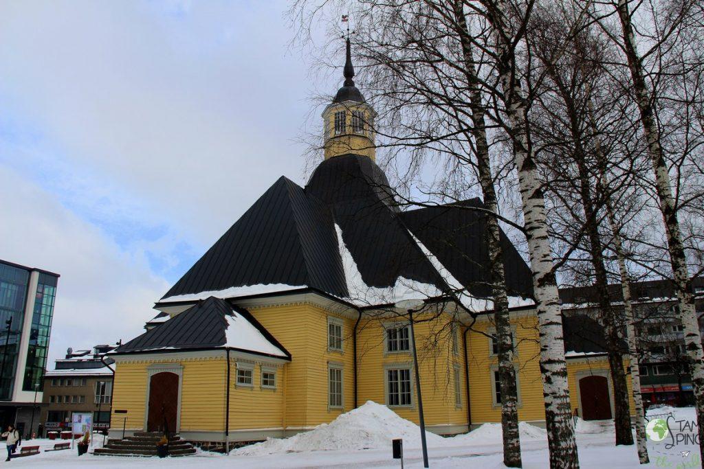 Lappeenranta - Chiesa di Lappee