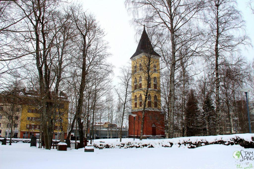 Lappeenranta - campanile