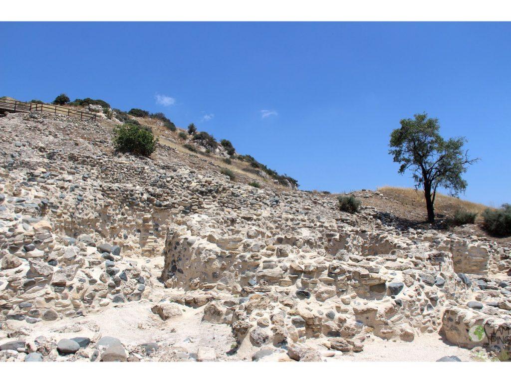 Choirokotia - antico insediamento
