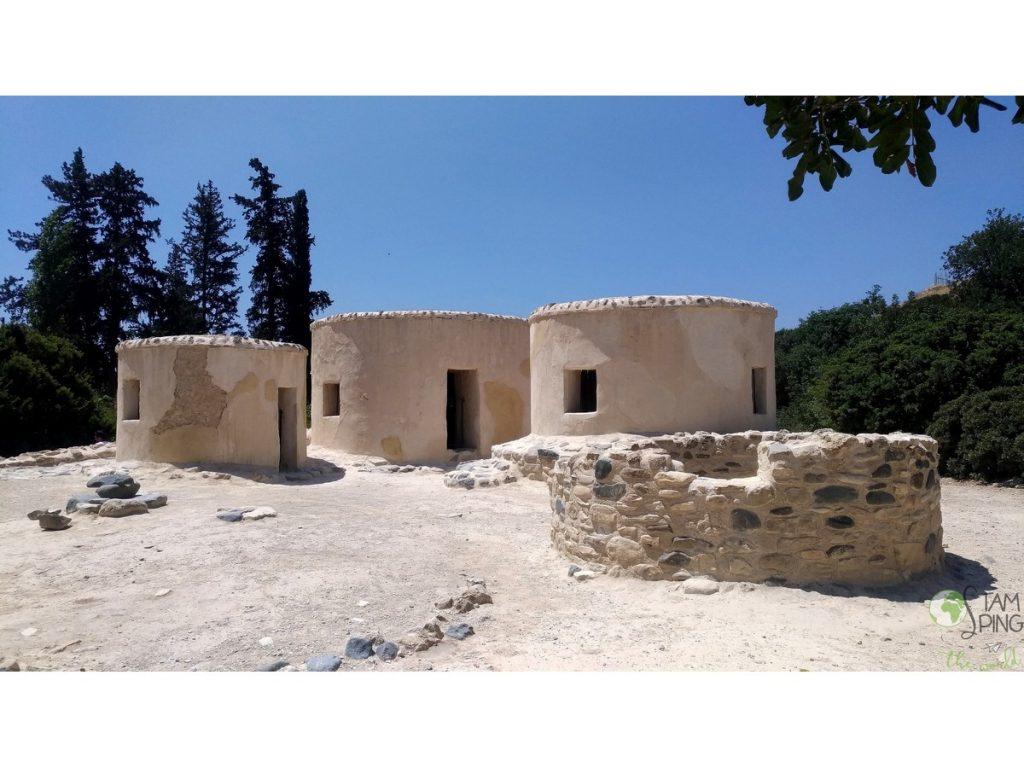 Choirokotia - ricostruzioni