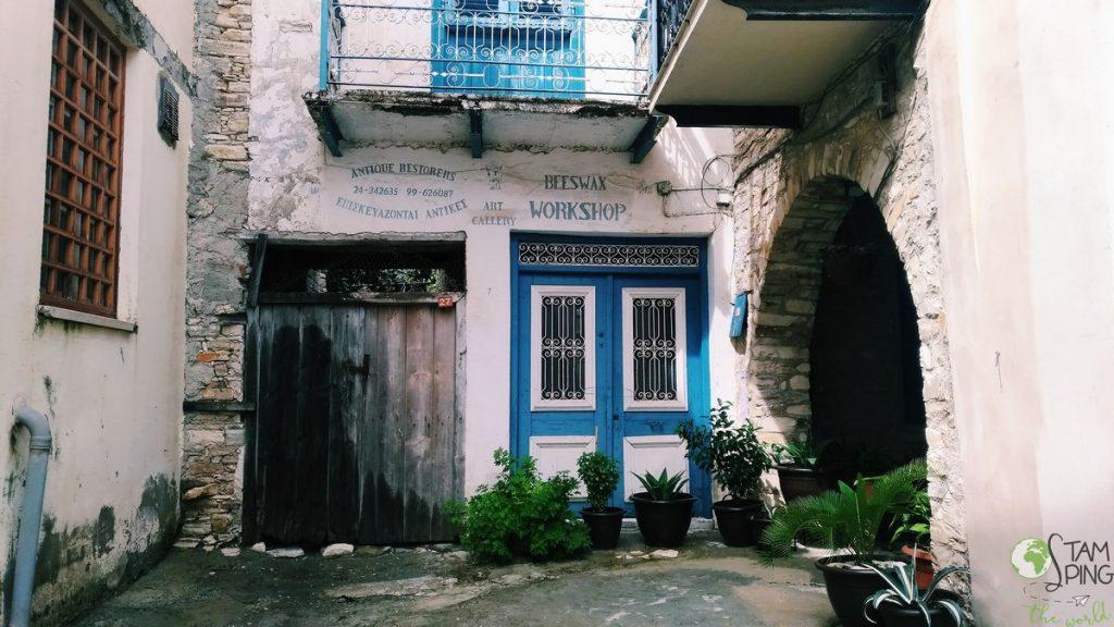 Lefkara - Cipro - Estate 2018