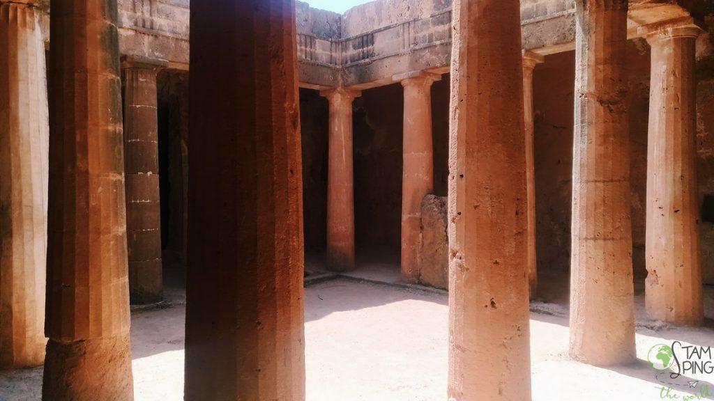 Tombe dei Re - Paphos - Estate 2018