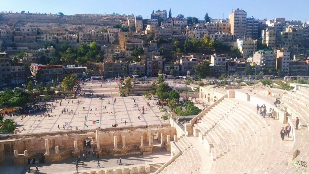 Amman come organizzare un viaggio in Giordania